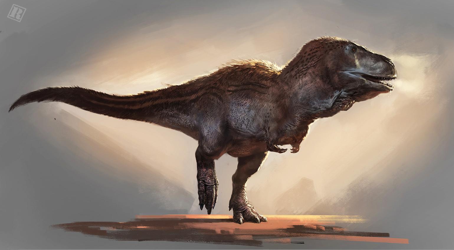 Raph lomotan raph04art tyrannosaurusbataar