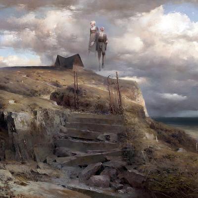 Piotr jablonski serkonan legends haunted cliffs of cullero s