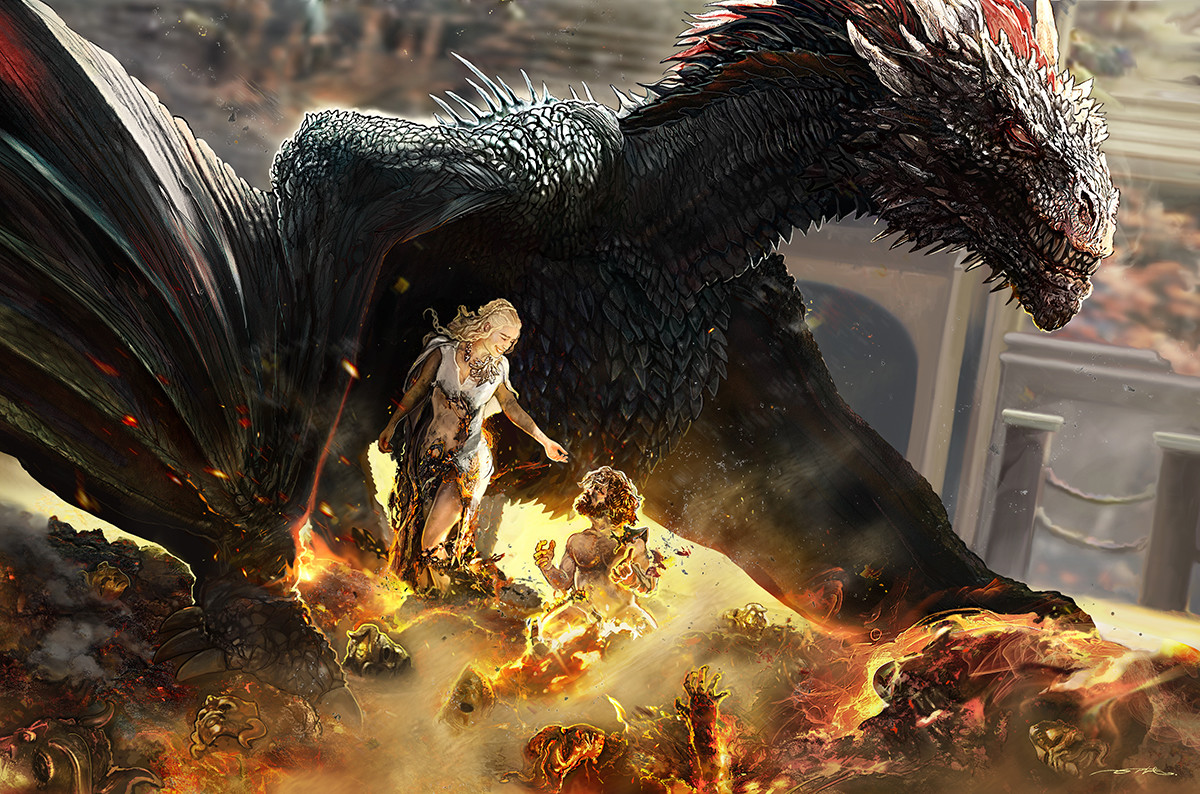 Ertac altinoz the dance of the dragons