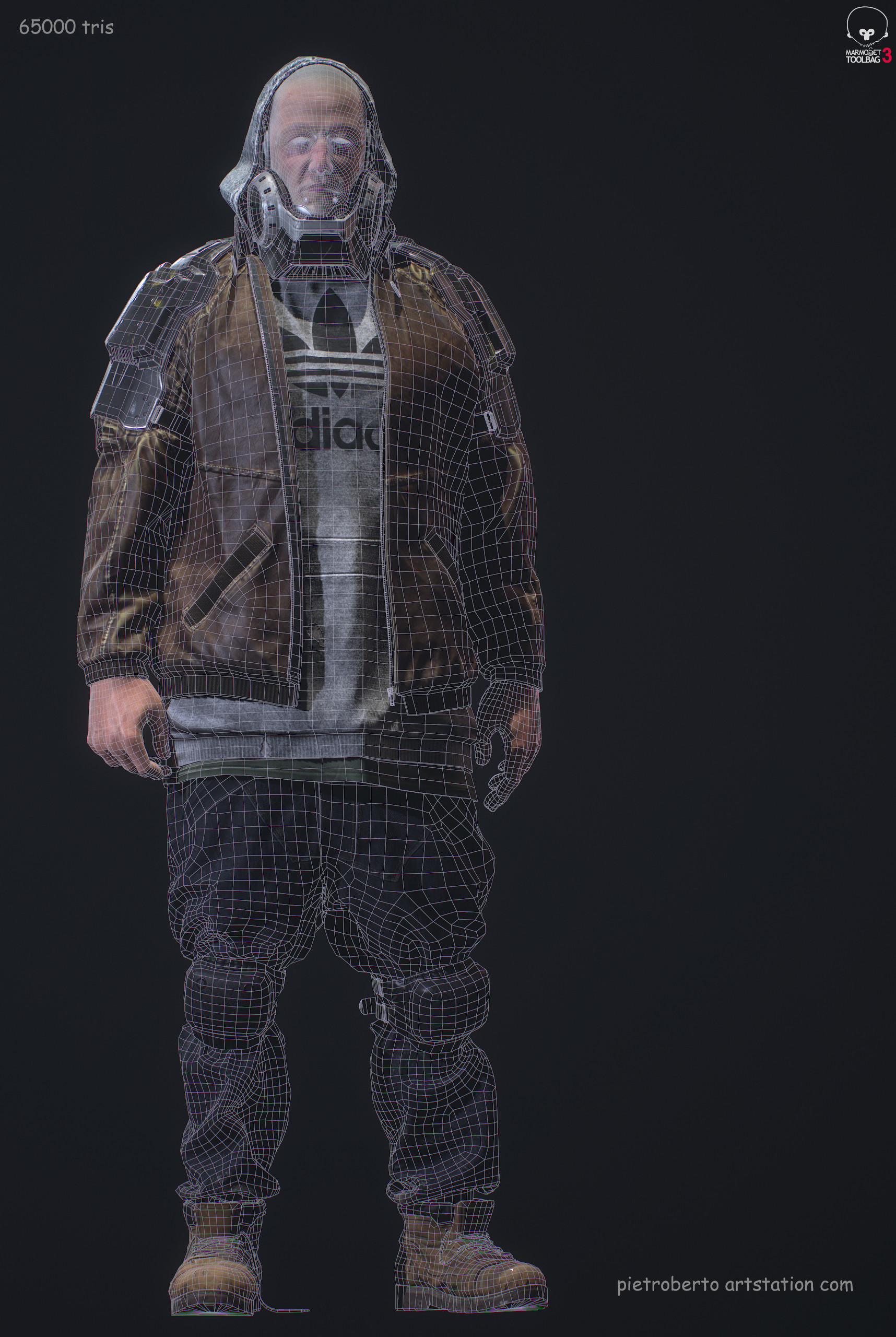 Pietro berto wire