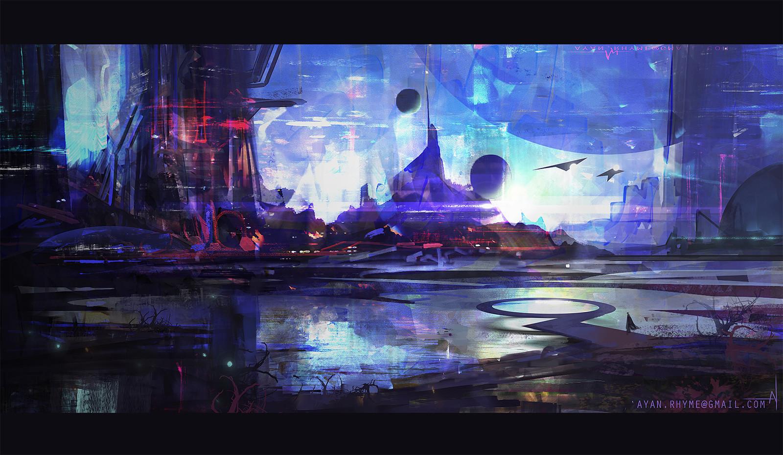 Ayan nag city of light by ayan nag lr