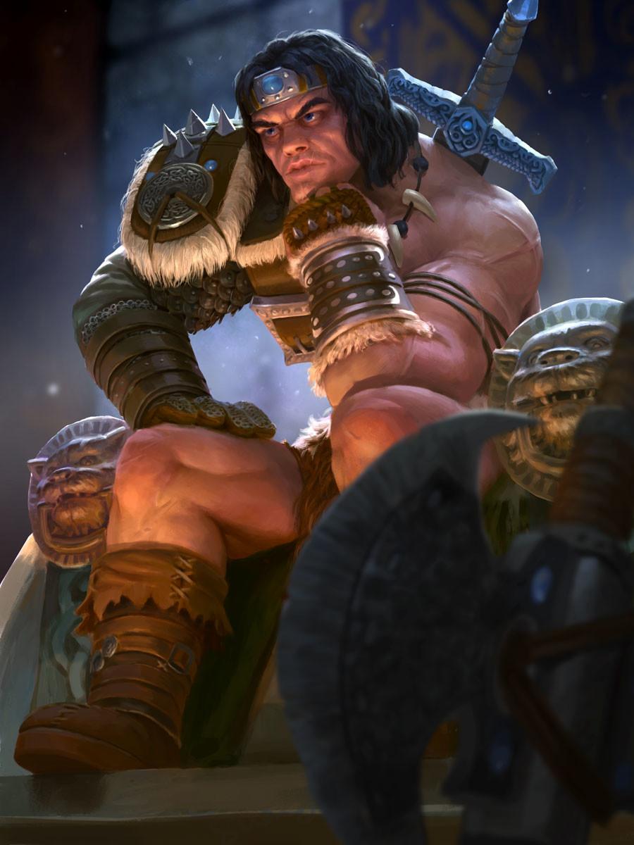 Thor - Barbarian