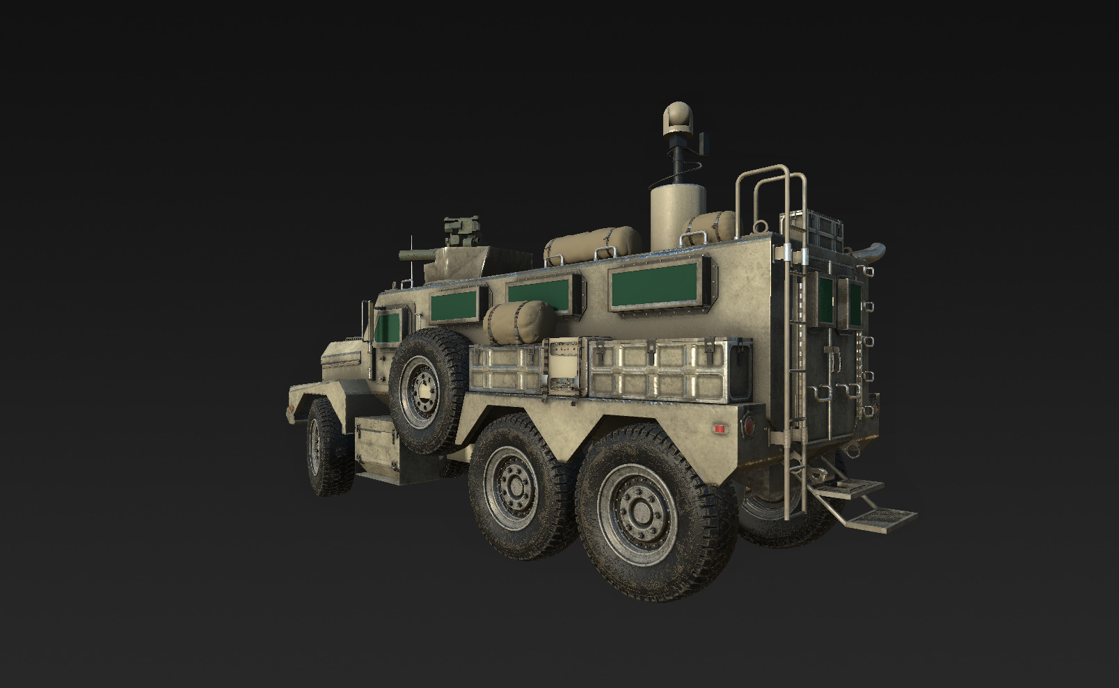 Ben harrison armored vehicle03