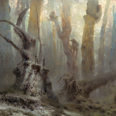 Piotr jablonski great tree people serkonan legends s