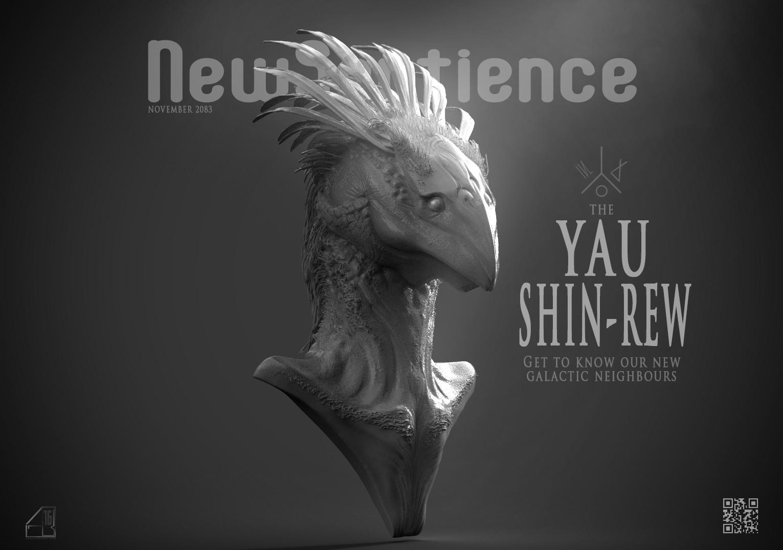 The Yau Shin-Rew