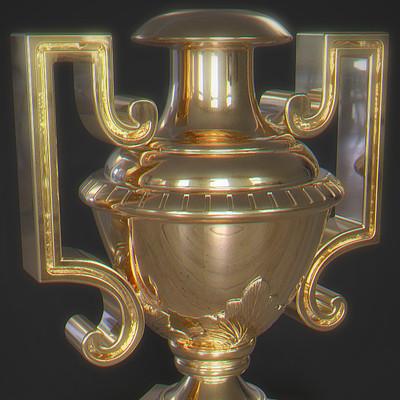 Jeremy roland vase sample
