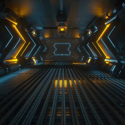 Kresimir jelusic robob3ar 426 131216 corridor 13 ps