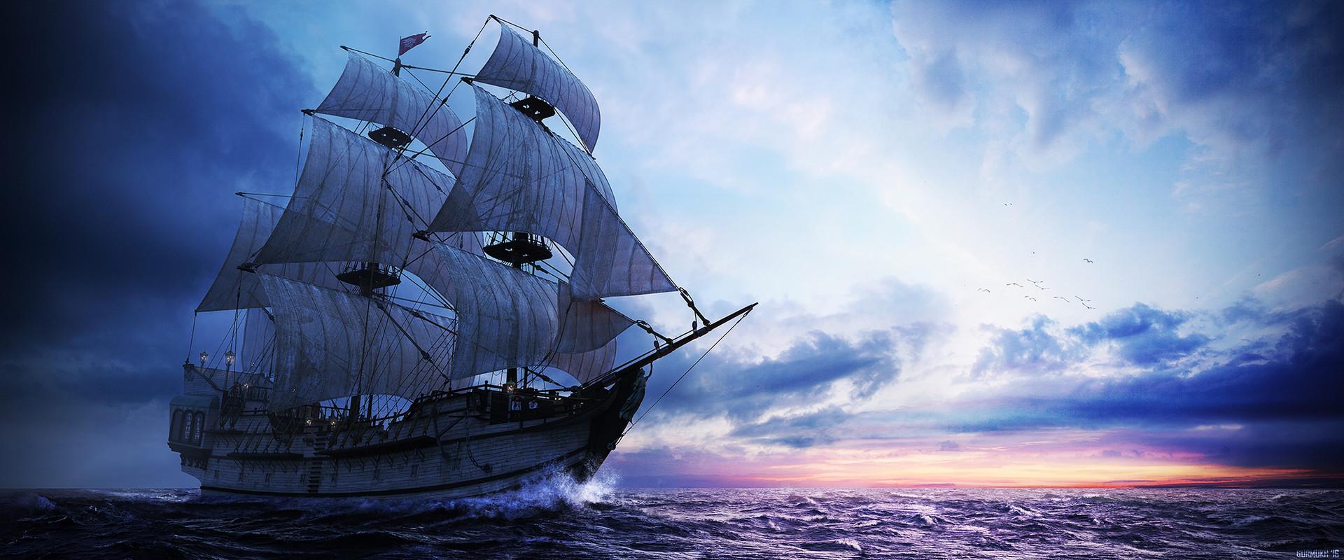 Gurmukh bhasin gurmukh pirate ship final 2k