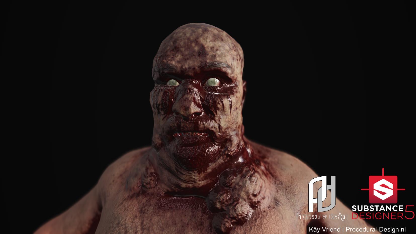 Kay vriend zombie 10
