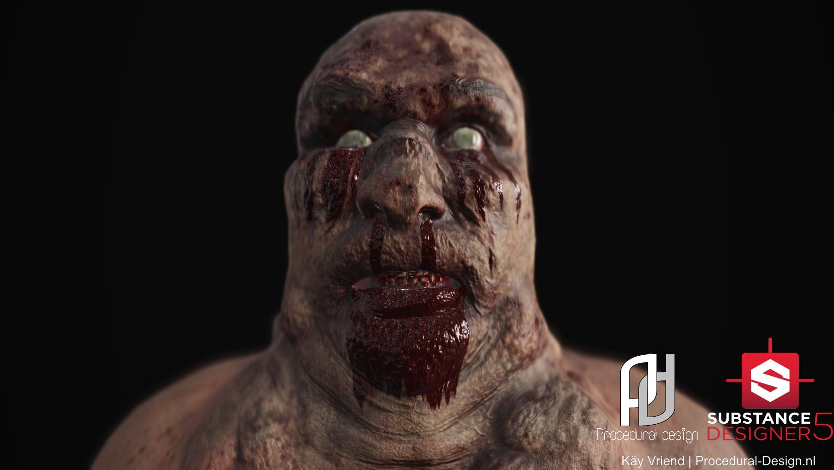 Kay vriend zombie 2