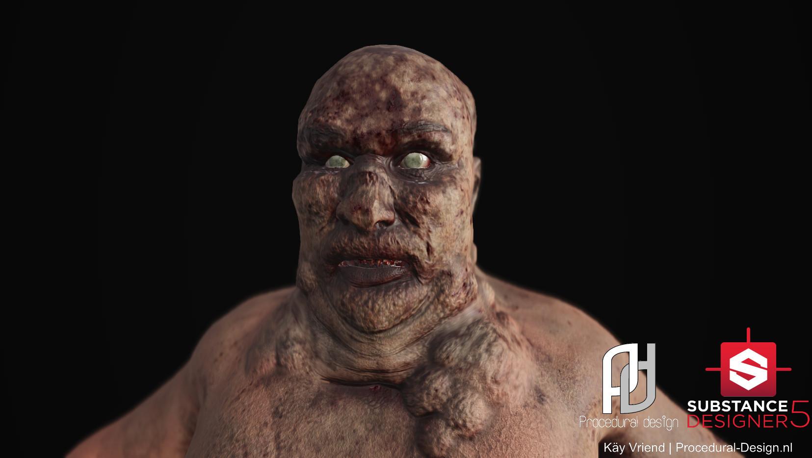 Kay vriend zombie 5