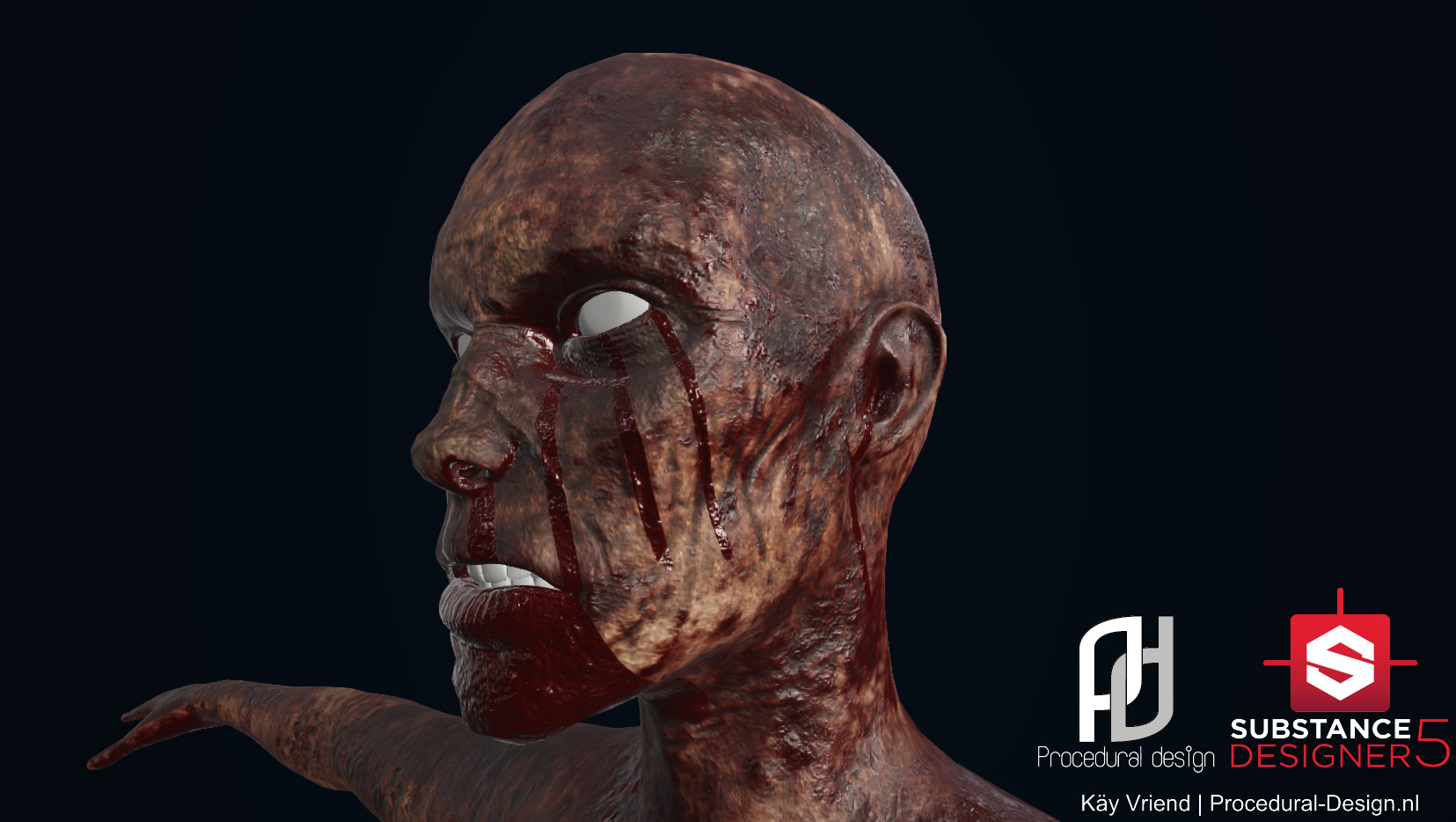 Kay vriend zombie 21