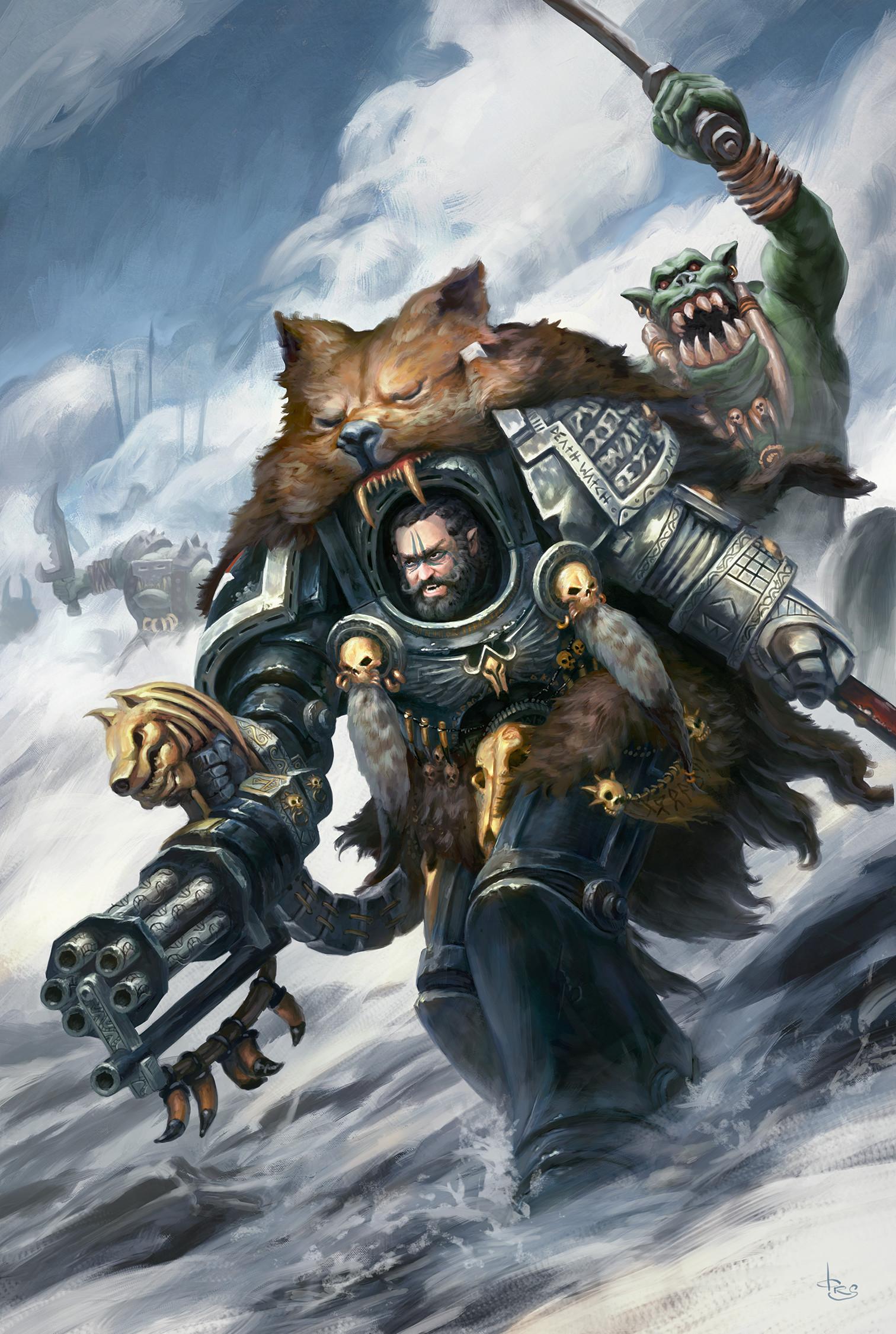 Warhammer 40k: Deathwatch, the lost sons #1