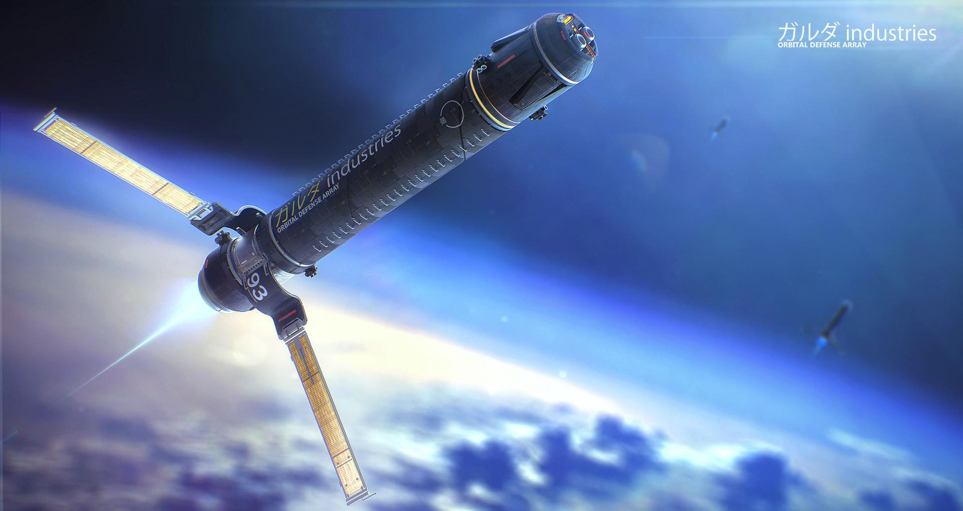 Alex senechal alex senechal orbital defense array flare cc