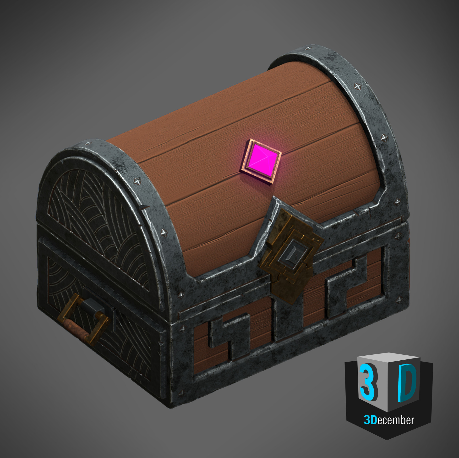 Tim kaminski day 6 treasure chest