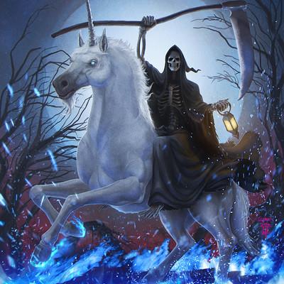 Sal vador thedarkcloak tdc deathunicornmoon med