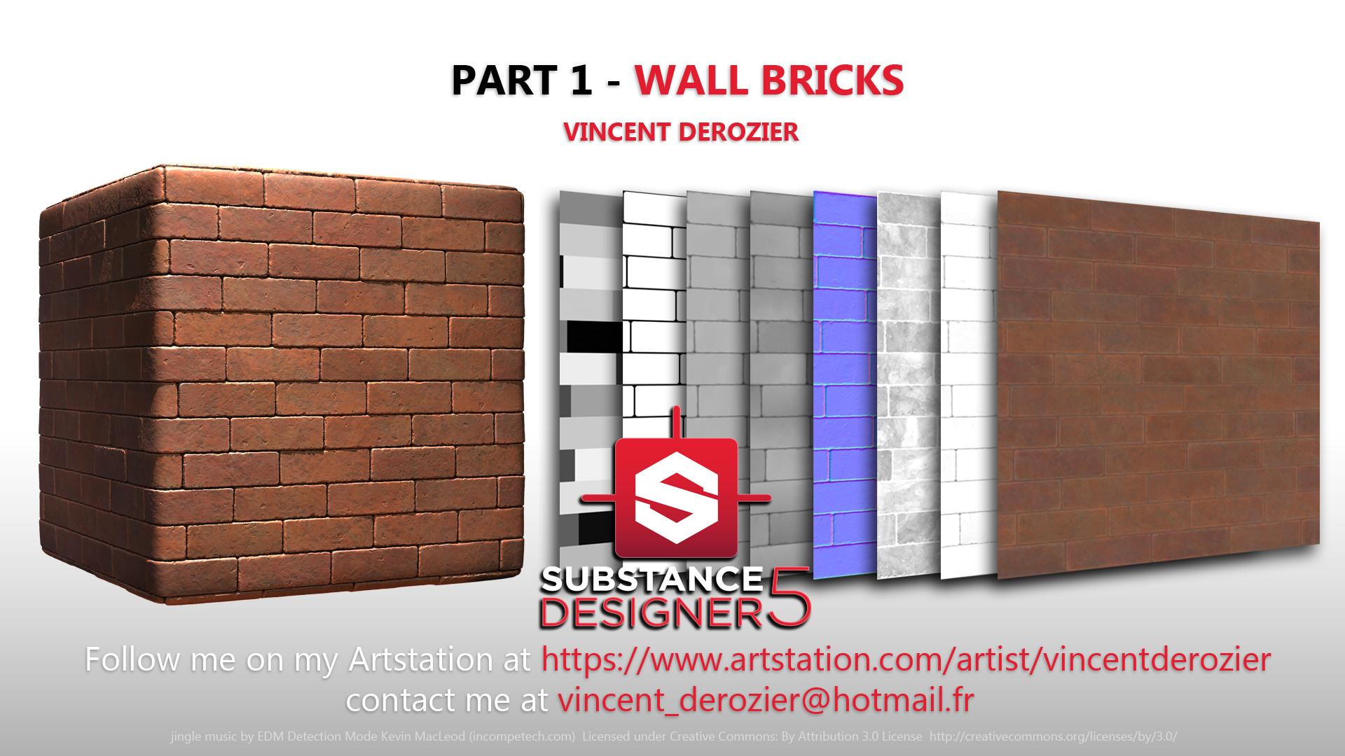 Vincent derozier part 1 wallofbricks