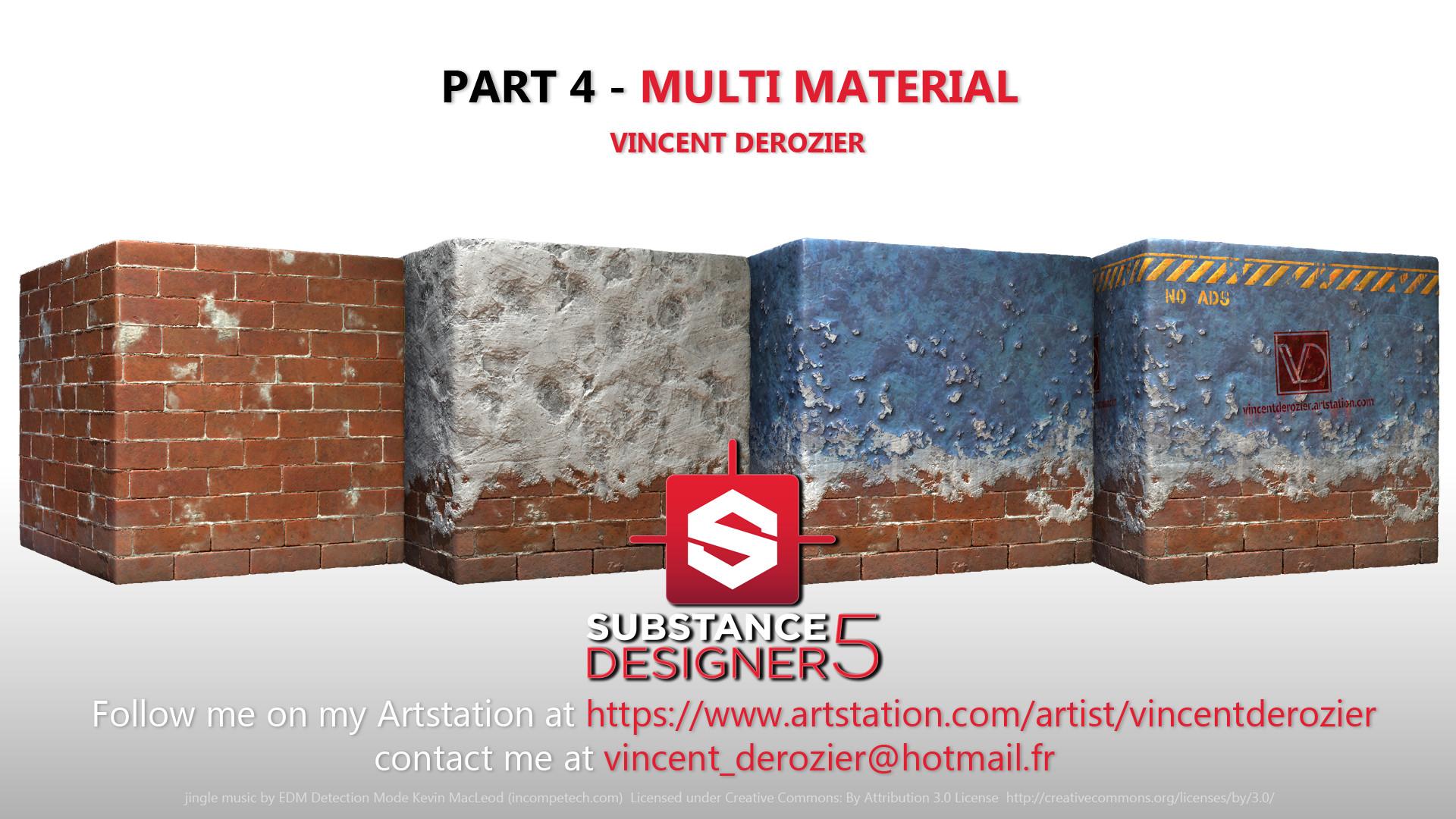 Vincent derozier part 4 multimaterial