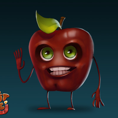 Mikael morin hamelin ptitdej fruits pomme
