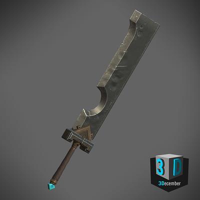 Tim kaminski sword 3