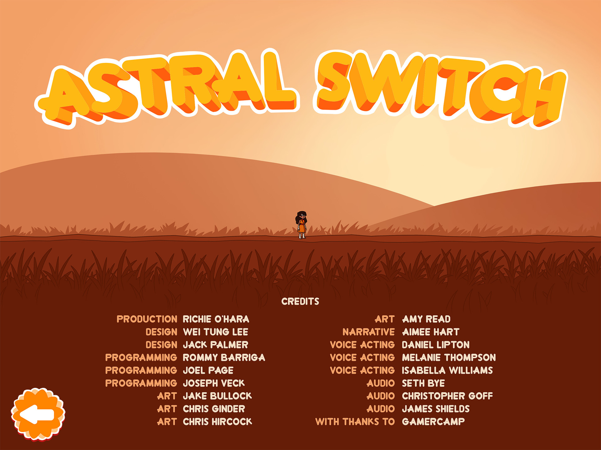 Jake bullock astralswitch21 credits