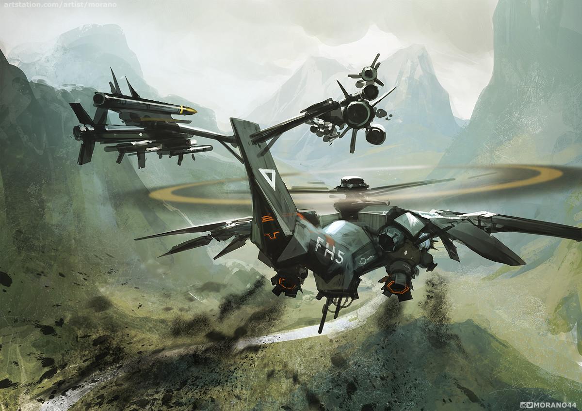 Tomasz jedruszek k3 chopper