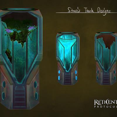 Josh durham stasis tanks designs promotional