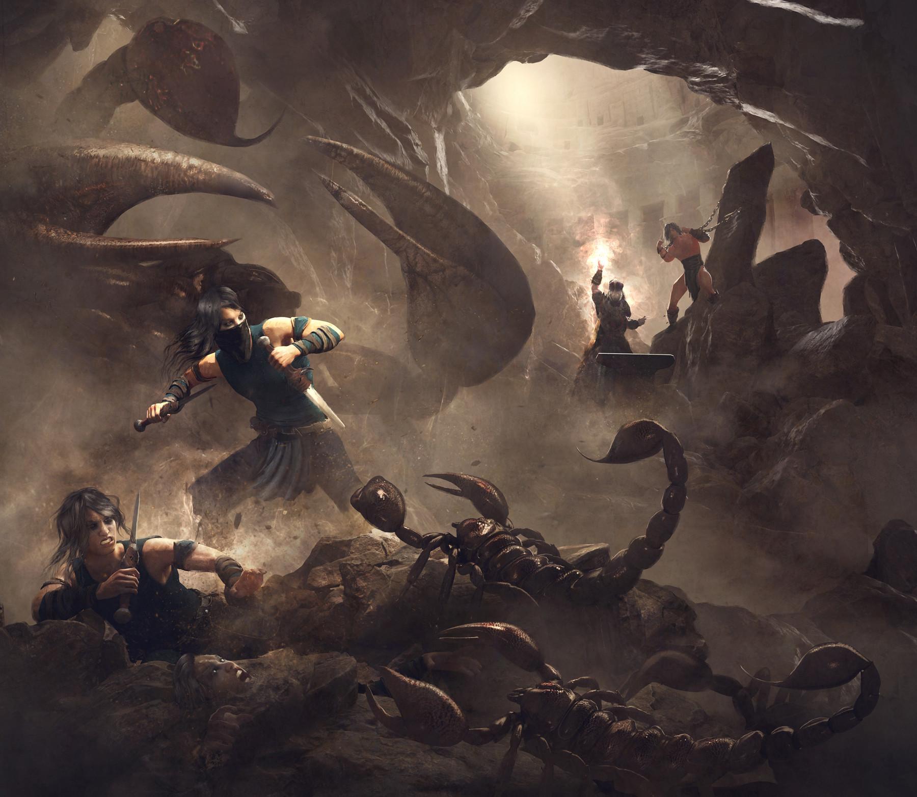 Conan: Stygia expansion
