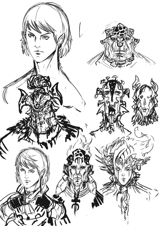 Julian tan doodle by phantasmalblue da4xc3i