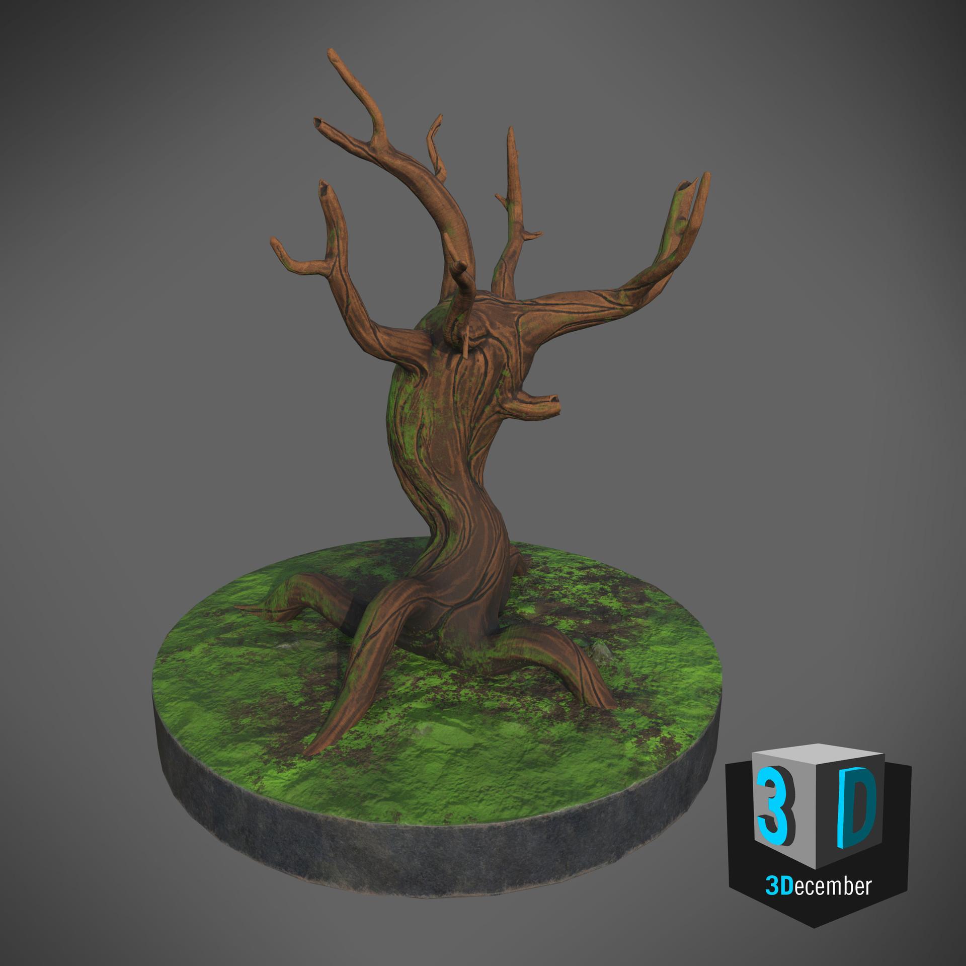 Tim kaminski tree 22