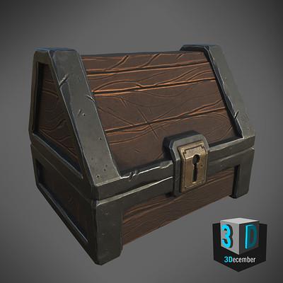 Tim kaminski treasure chest small