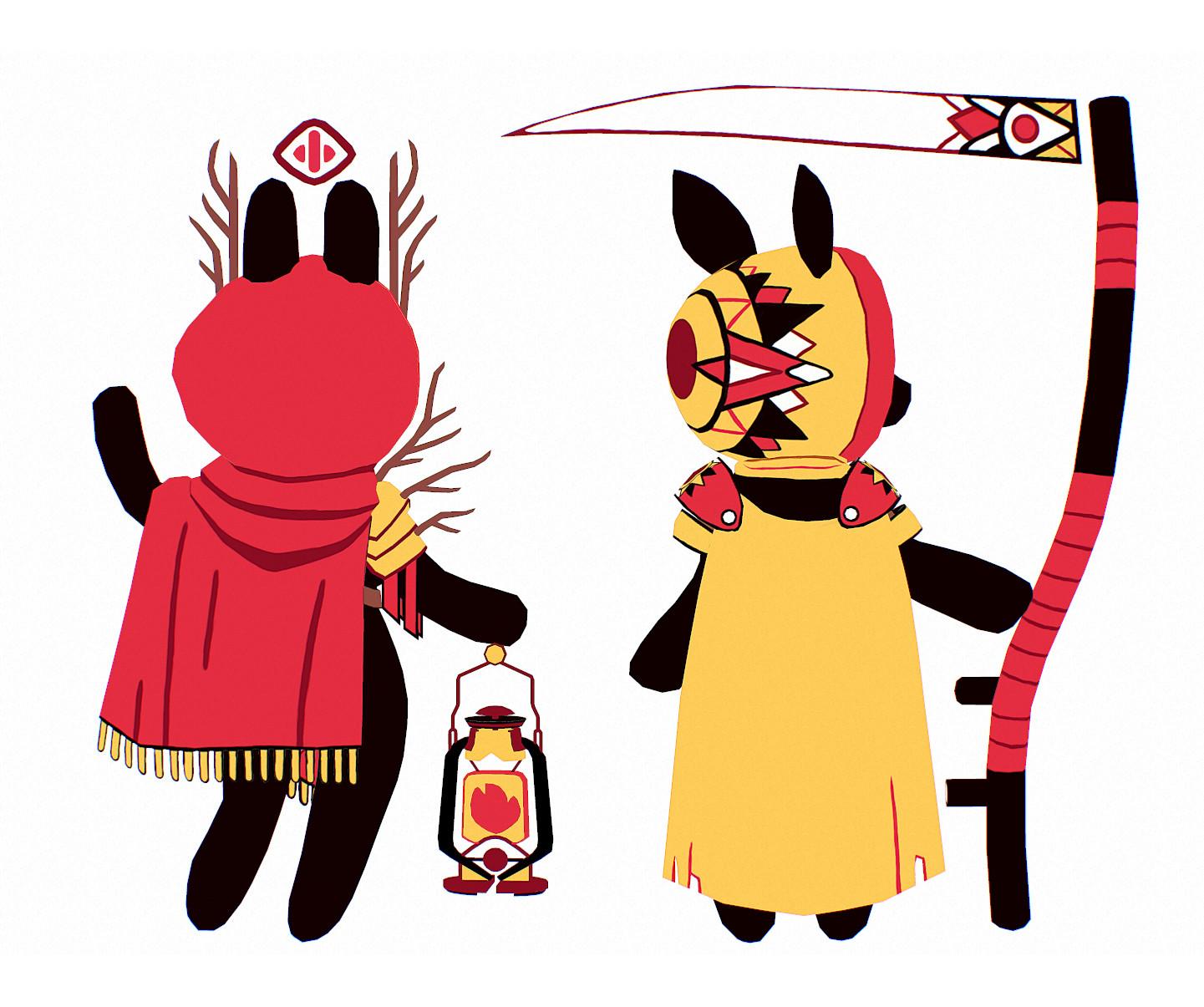 Eren ozel sun doe and bun witch 02 161228