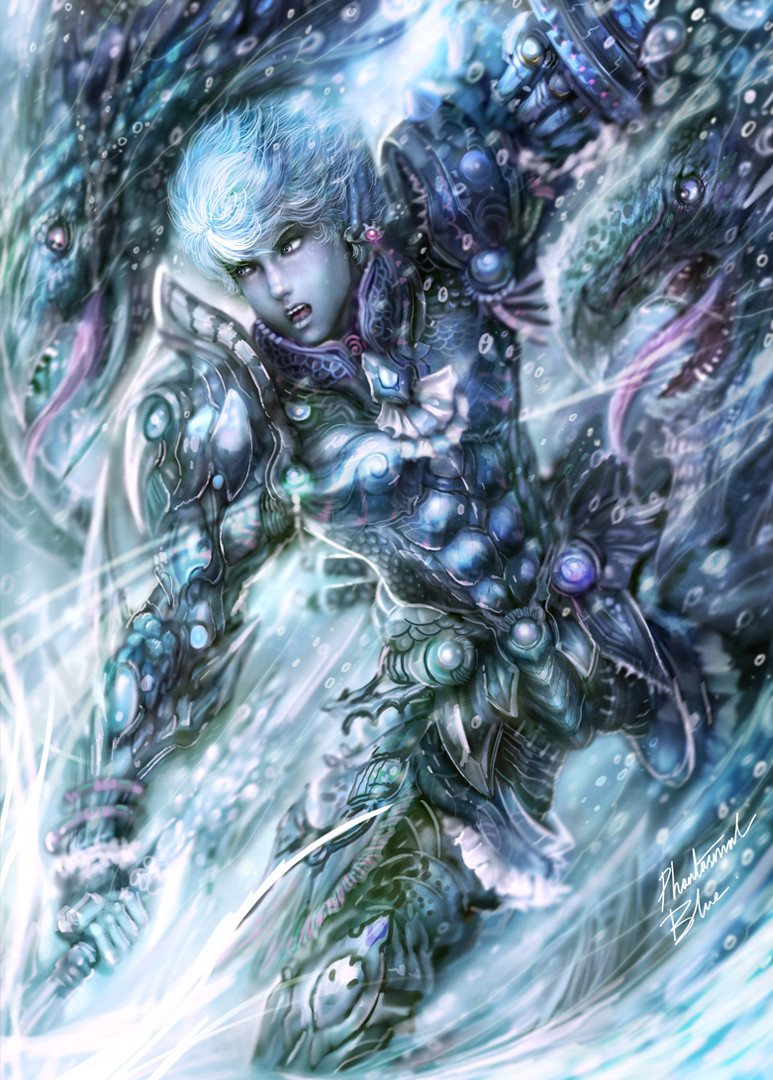Julian tan leviathan by phantasmalblue datdzul
