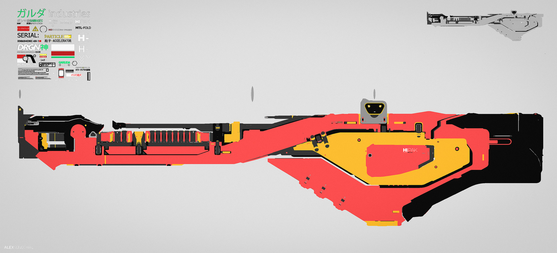 Alex senechal color 1