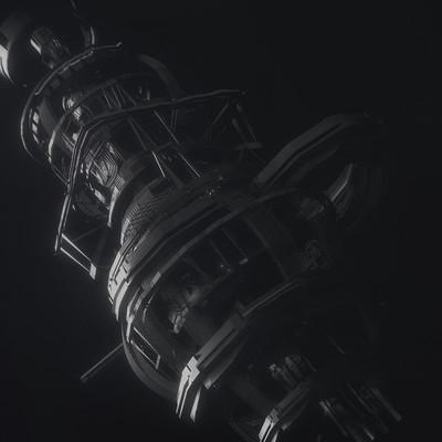 Kresimir jelusic robob3ar 446 020117 space station ps