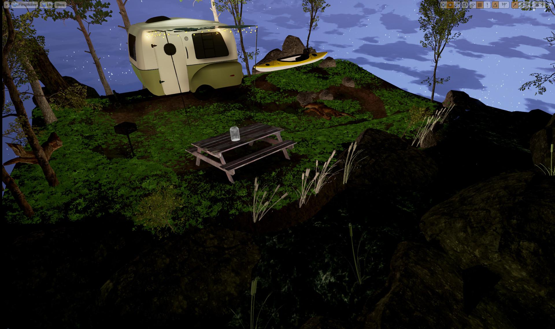 Eric keller campground 06