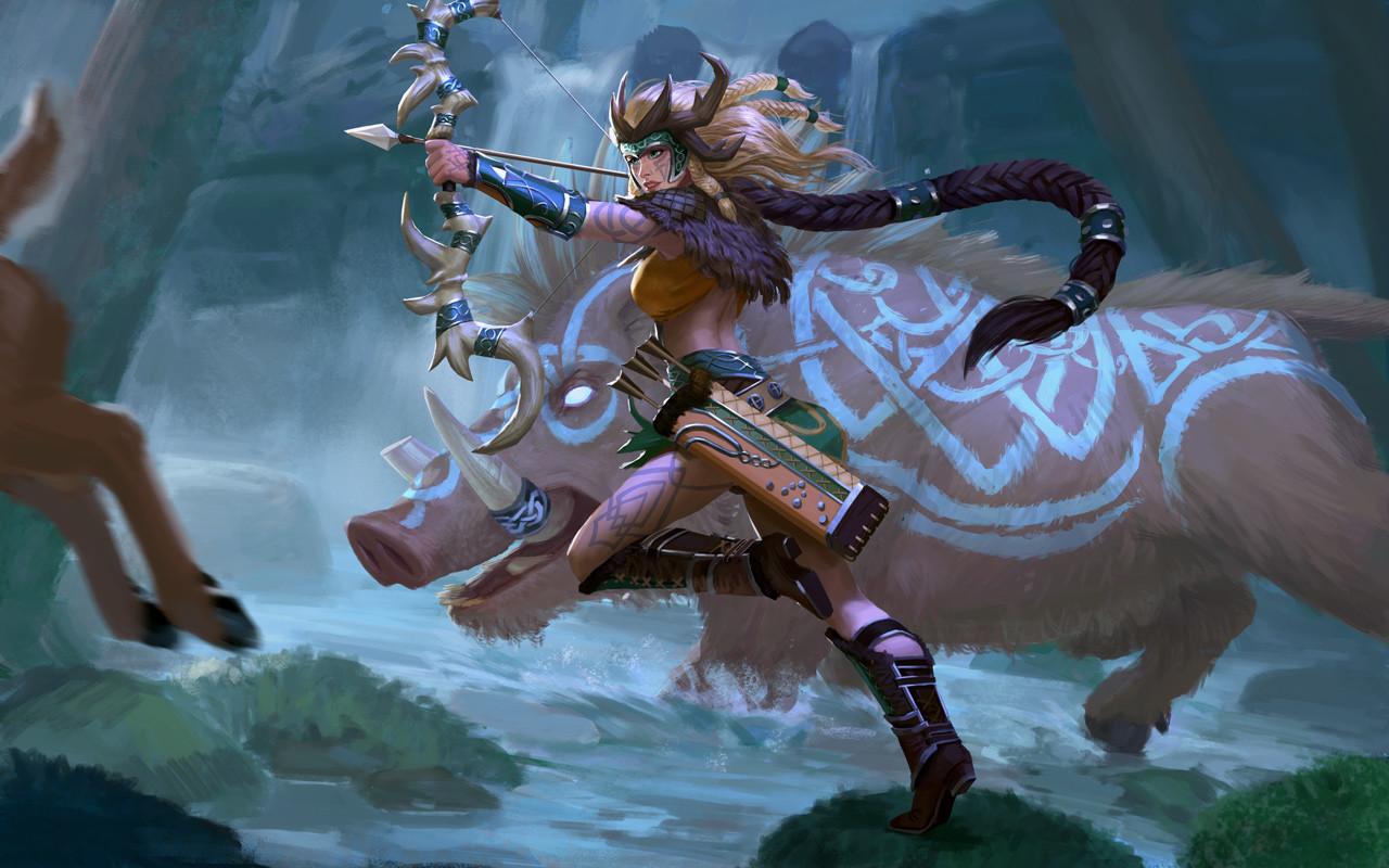 Artemis - Oakseer