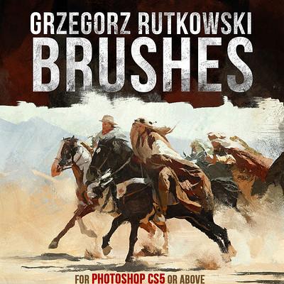 Grzegorz rutkowski brushes 2 1200