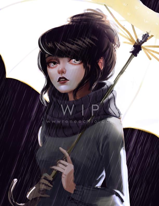 Renee chio paraguaslloviendonuevo