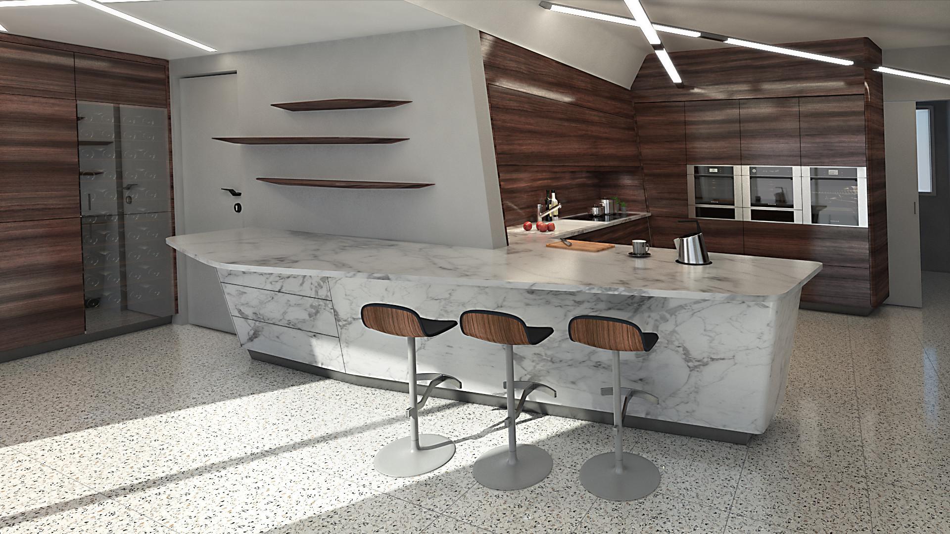 Jean philippe lybeer goddeeris kitchen 1
