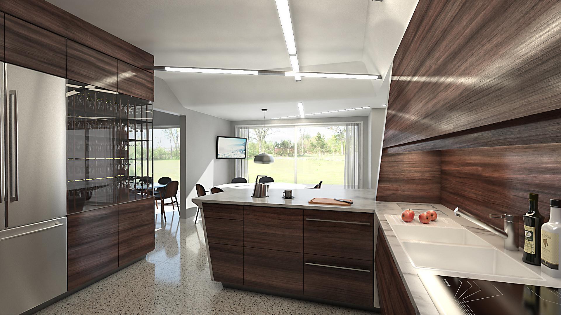 Jean philippe lybeer goddeeris kitchen 2