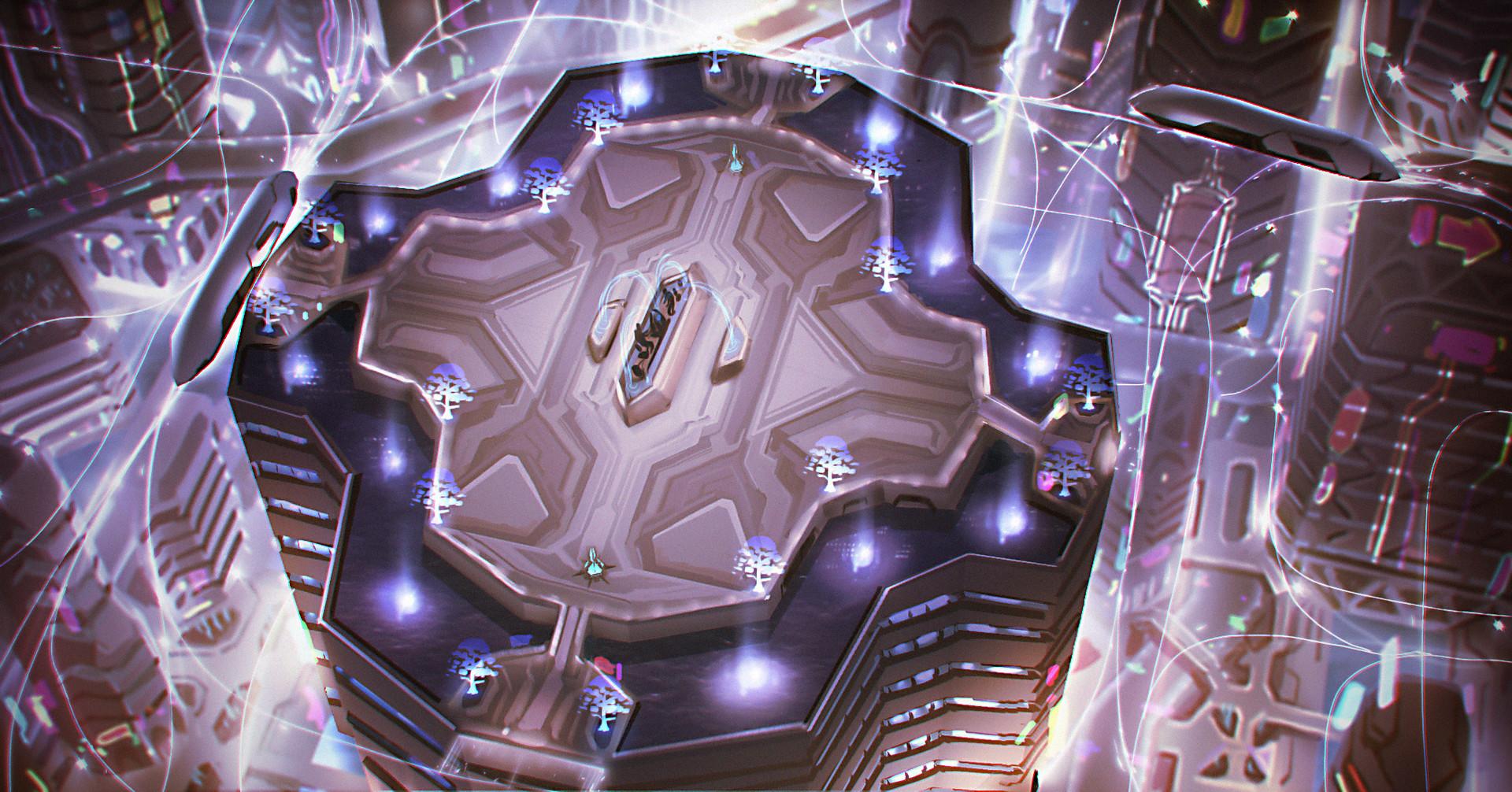 Loic liok bramoulle public plaza concept 02