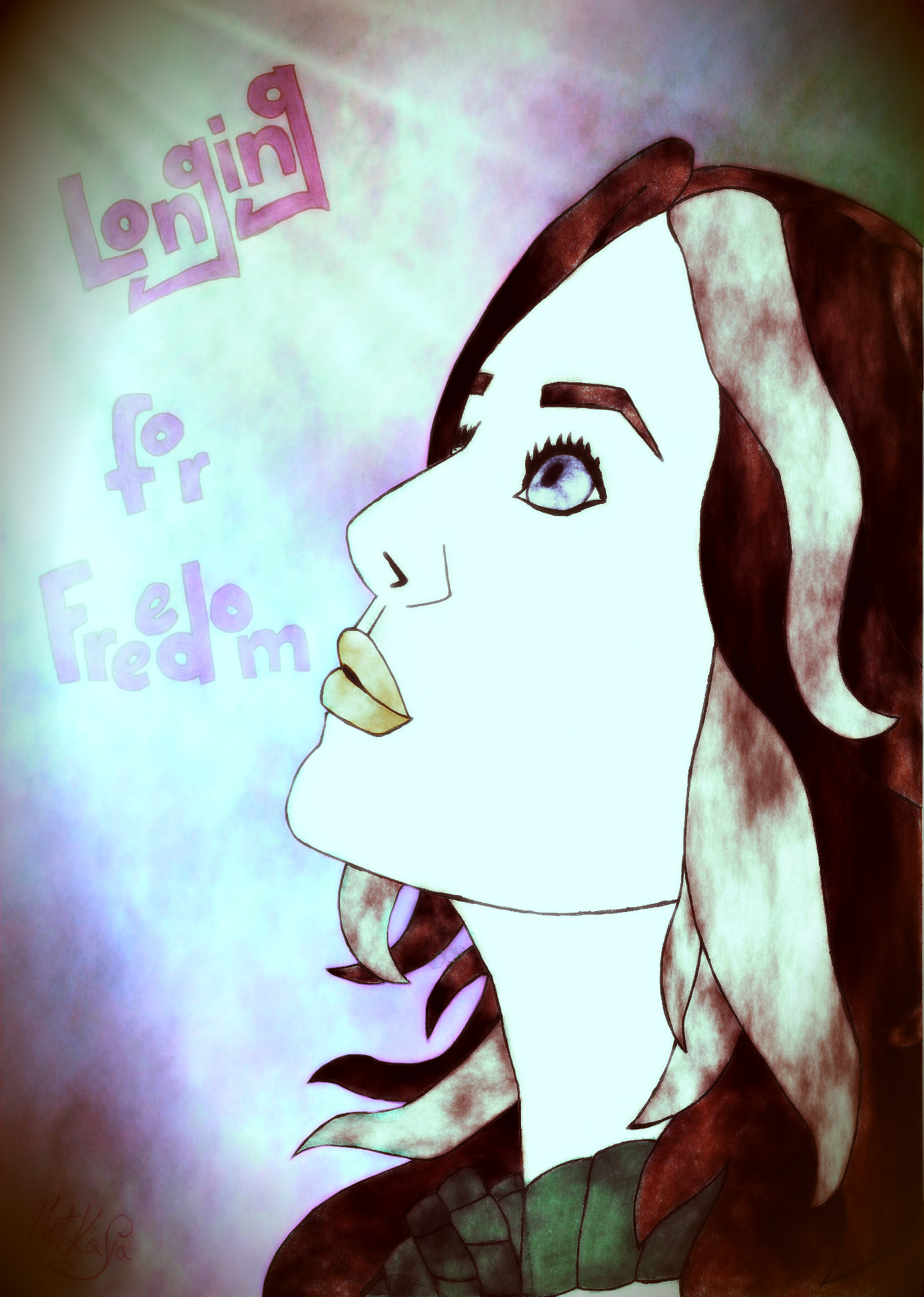 Kasia michalak longing for freedom99