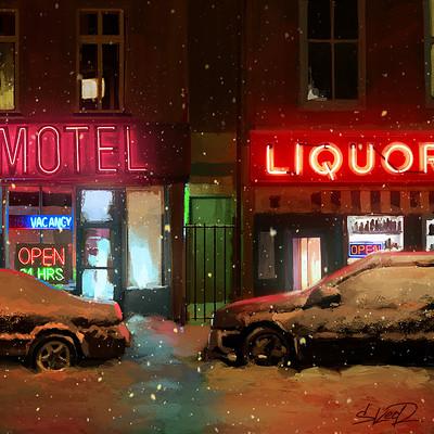 Tony skeor liquor animation