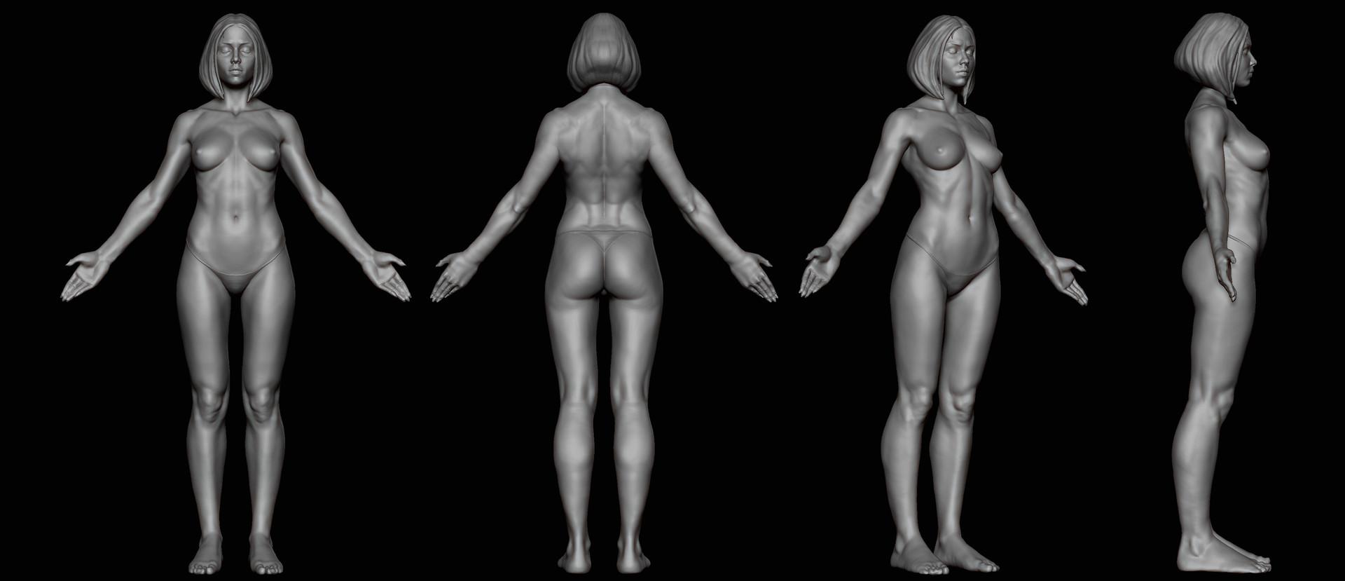 Daniel s rodrigues women anatomy 001
