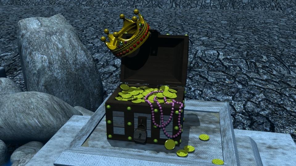 V jsvira s close up treasure 2