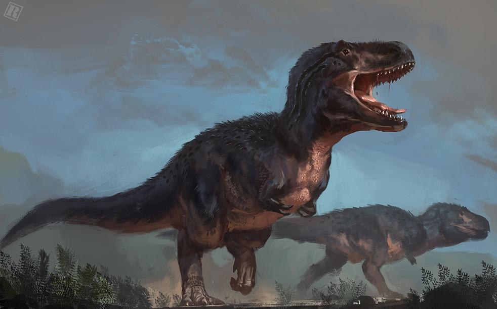 Raph lomotan rex