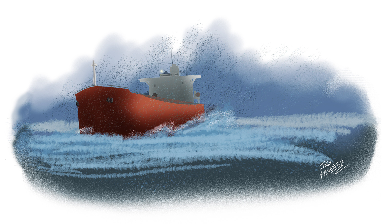 Ship In Distress
