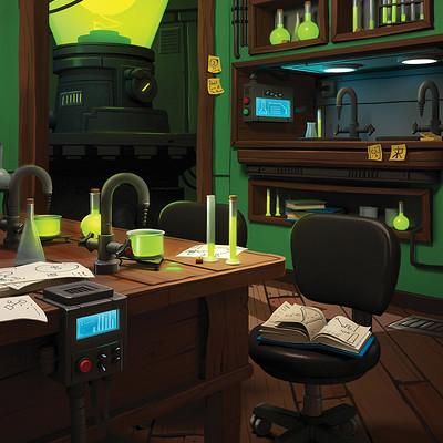 Tim kaminski science lab
