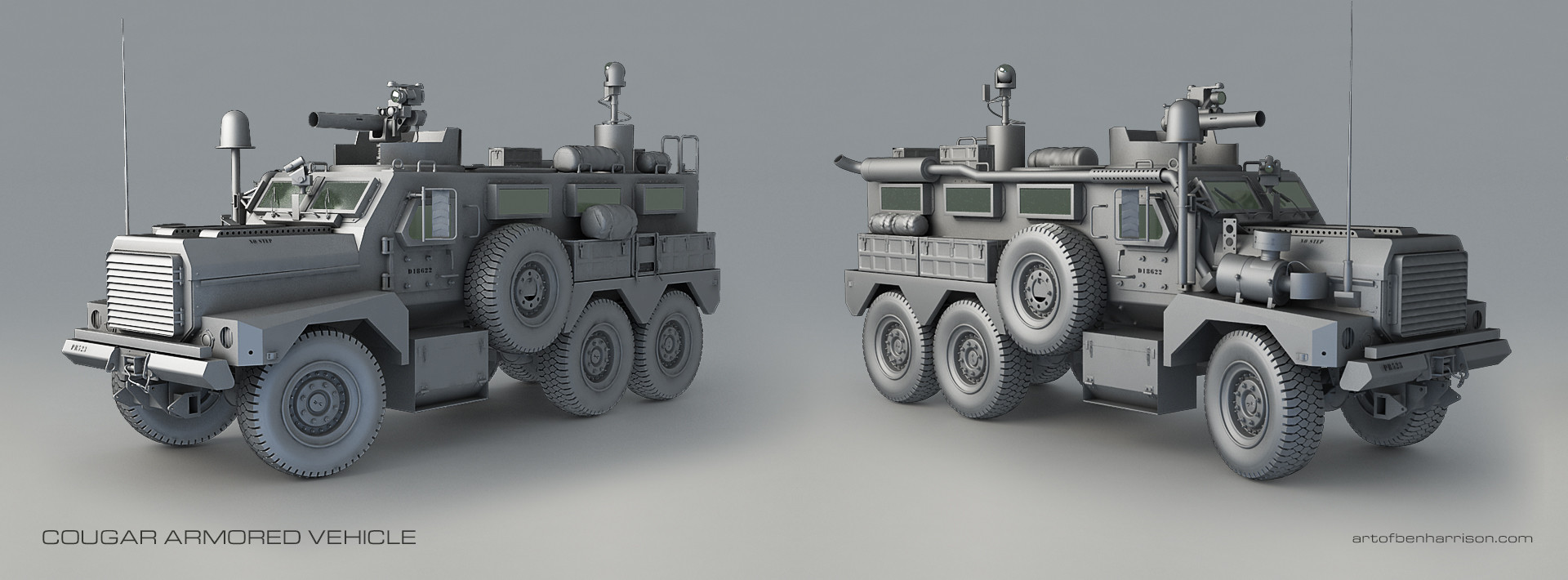 Ben harrison armored vehicle01